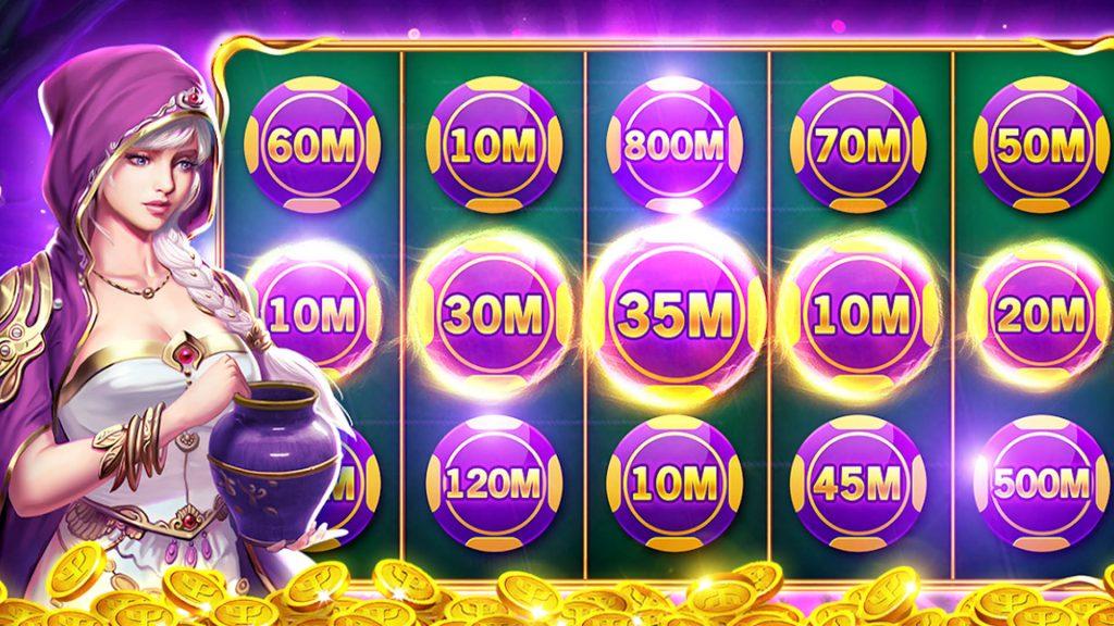 free slot games konami