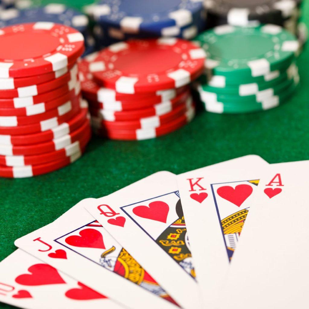 casino site page